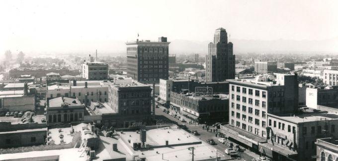 Phoenix in 1940s